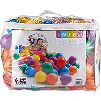 كرات لعب مرحة من انتيكس، متعددة الالوان، بـ100 قطعة، موديل 49600
