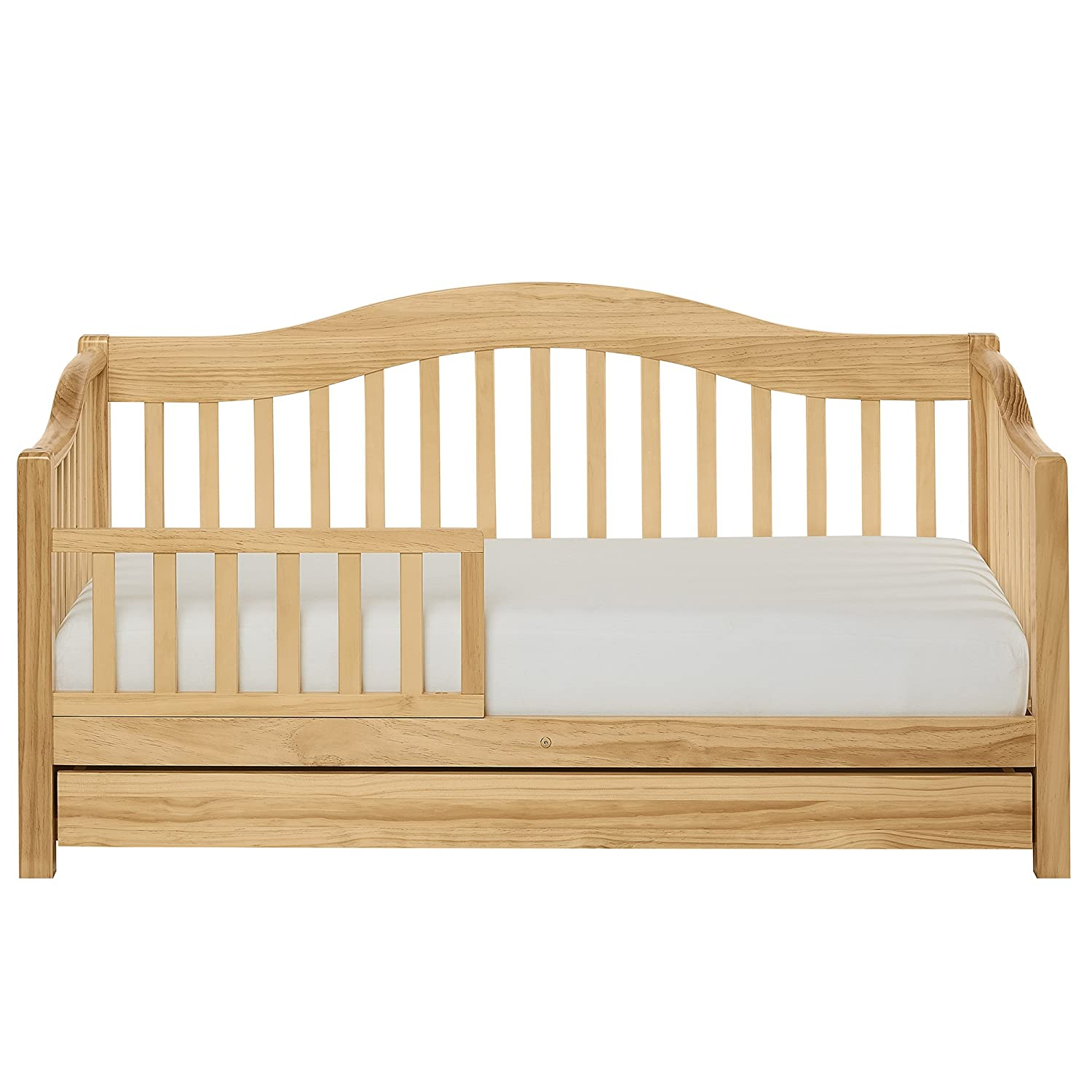 Dream On Me Toddler Day Bed, Natural 652N