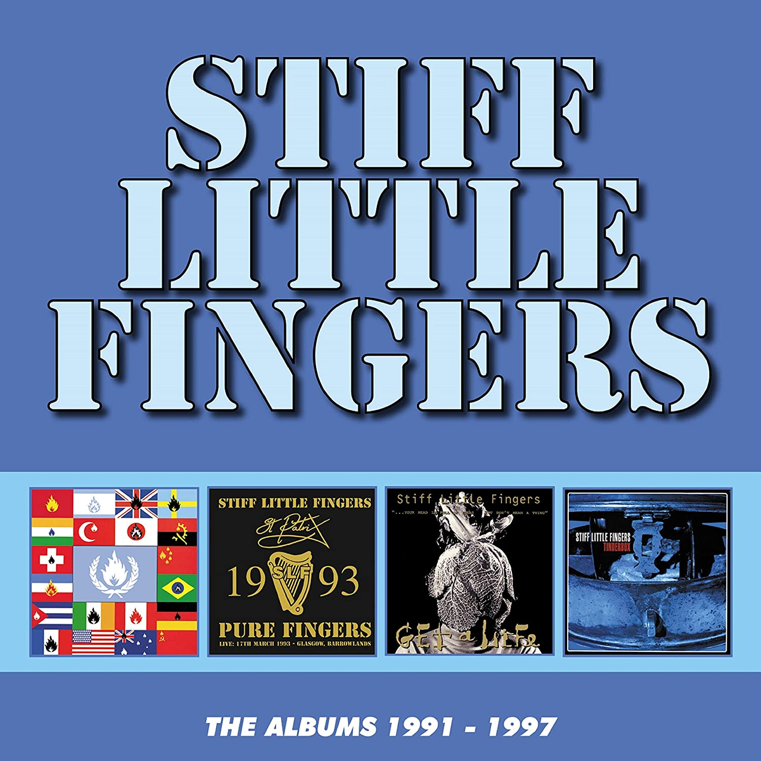 The Albums 1991-1997