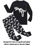 Amazon Price History for:Boys Pajamas Little Kids Pjs Sets Excavat 100% Cotton Toddler Clothes Sleepwears