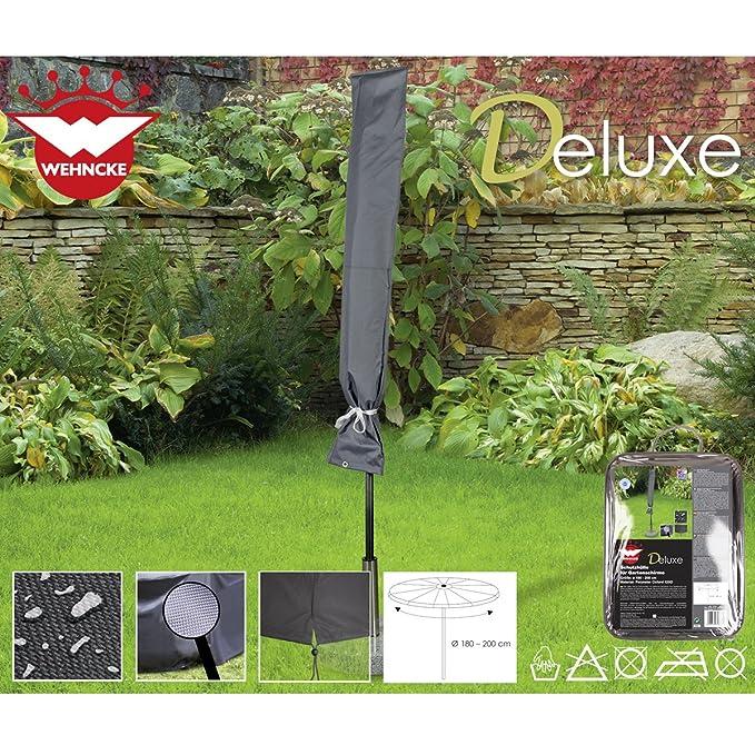 Schutz Hülle Sonnenschirm Party Schirm Gartenschirm Abdeckung Tragetasche Haube