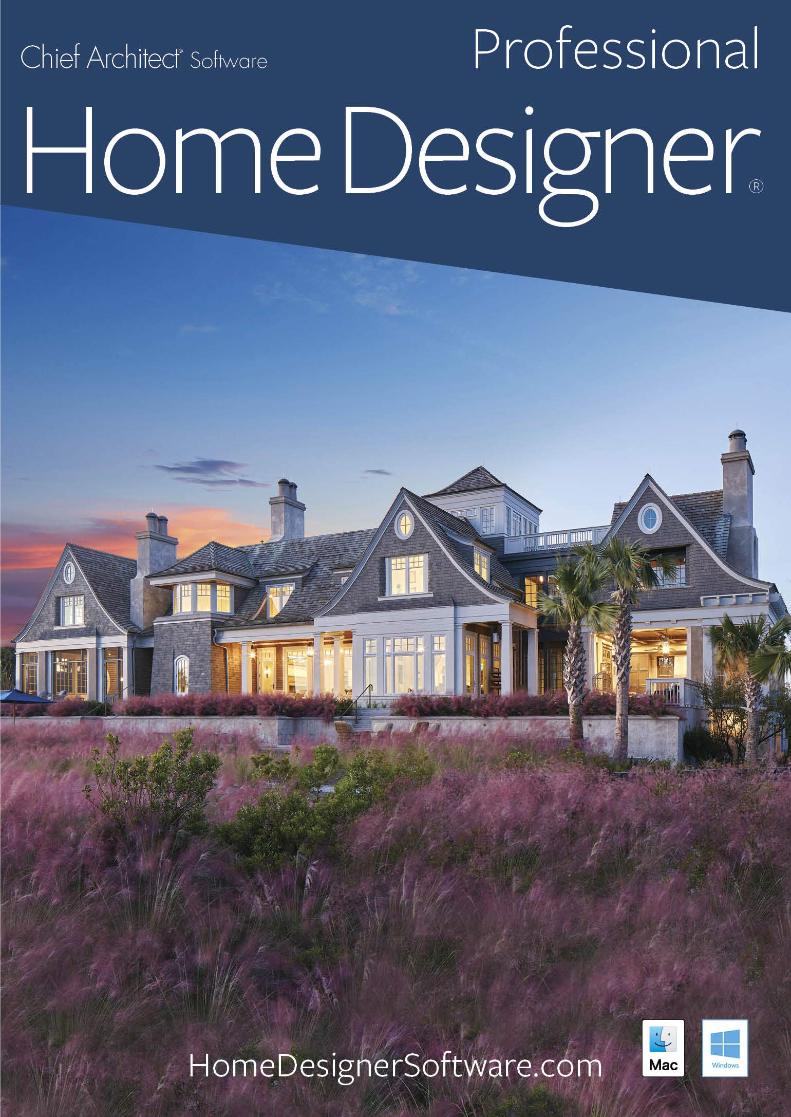 Home Designer Pro - PC Download [PC Download] by Chief Architect
