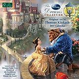 Thomas Kinkade - the Disney Dreams Collection 2017 Calendar (Square Wall)