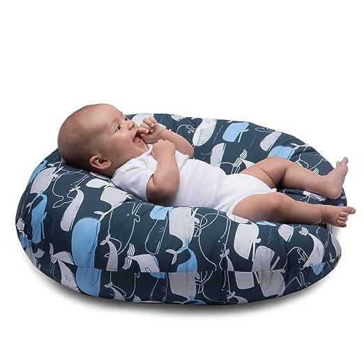 Amazon.com: Boppy - Tumbona para recién nacido, diseño de ...