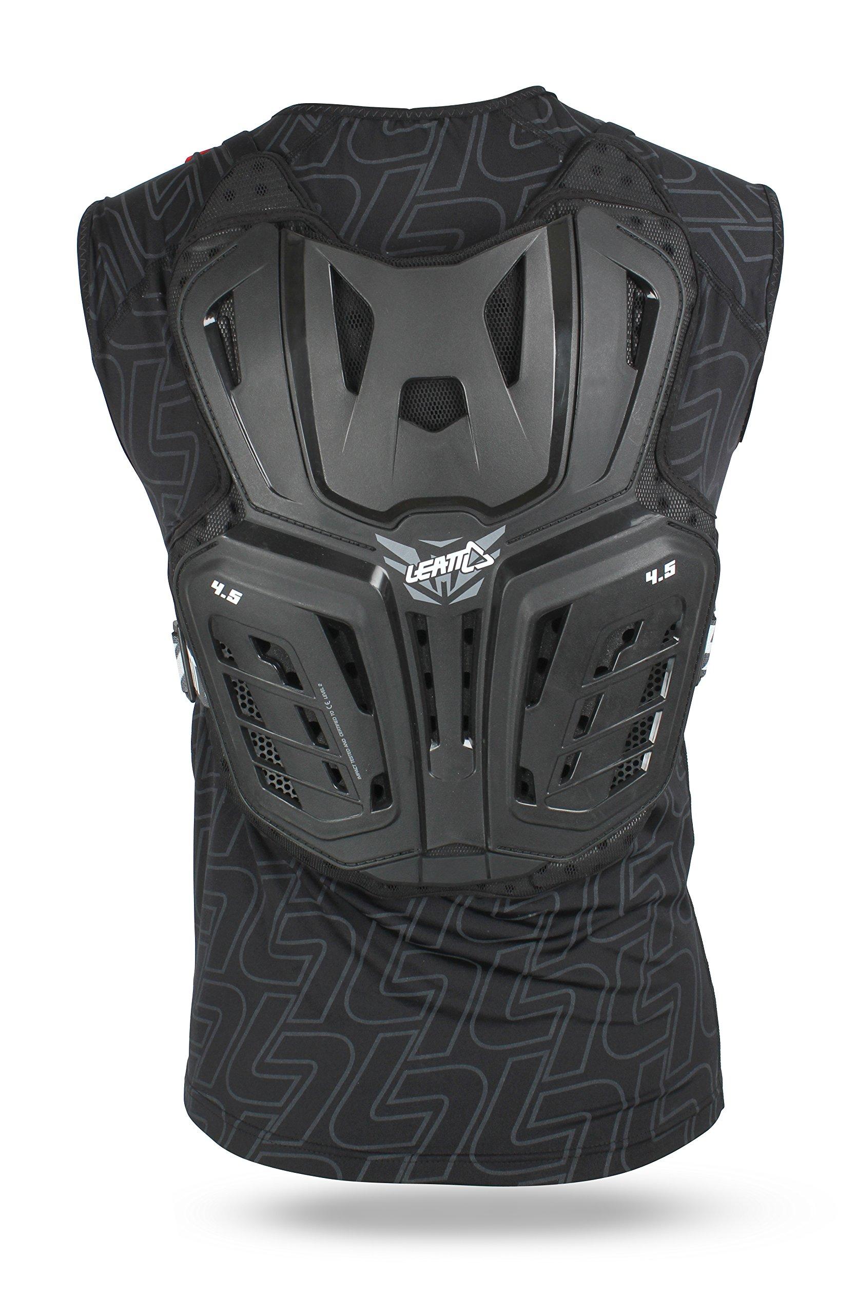 Leatt 4.5 Body Vest (Black, XX-Large/Size 184-196cm)
