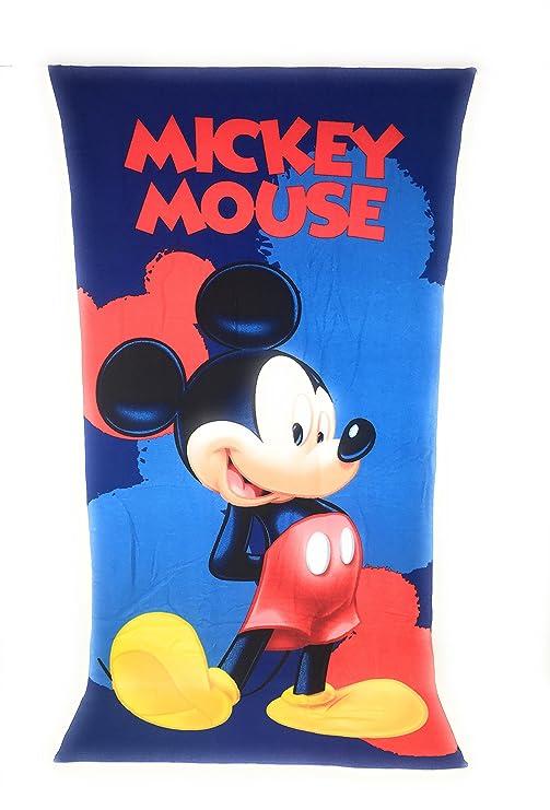 /70/x 140/cm microfibra/ /Toalla de ba/ño/ /Disney Toalla de playa/ /Mickey/