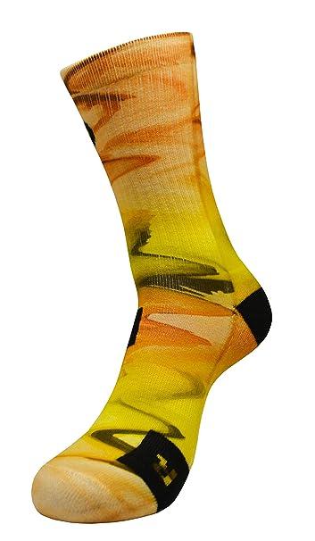 STYLE FOREVER Inspire Series Tormenta del Desierto Active Athletic Calcetines deportivos personalizados (35-38