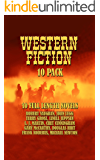Western Fiction 10 Pack: 10 Full Length Classic Westerns (English Edition)