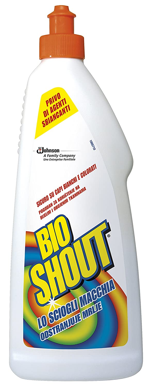 bioshout scioglimacchia - 4 unidades de 500 ml [2 L]: Amazon.es: Salud y cuidado personal