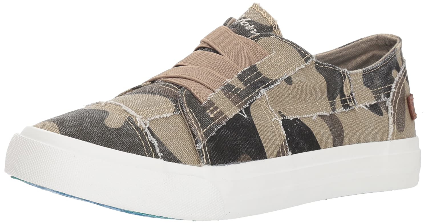 Blowfish Women's Marley Sneaker B079RMF3YD 7.5 M US|Natural Camo