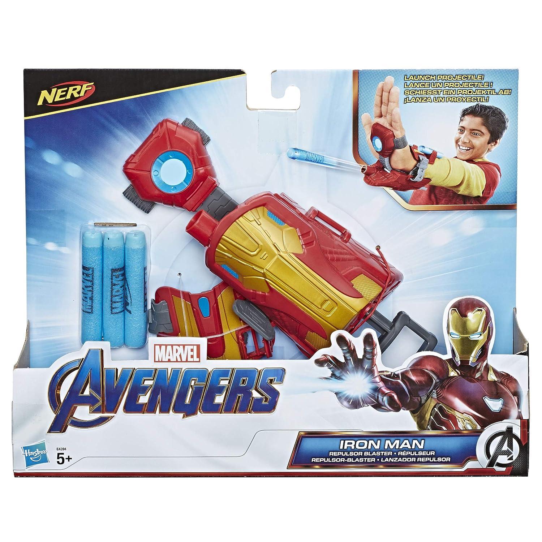 MARVEL Avengers Infinity War Nerf Scudo di Capitan America le azioni di assemblaggio Gear