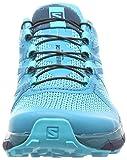 Salomon Sense Ride Running Shoe - Women's Blue