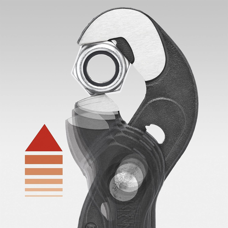 KNIPEX Tools - Raptor Pliers (8741250) - Slip Joint Pliers -