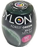 Dylon Machine Dye Pod Box of 3 Forest Green, 25 x 10 x 4 cm
