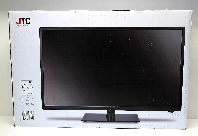 JTC 2032tt 32 Pulgadas (81 cm) LED TV eficiencia energética A +: Amazon.es: Electrónica