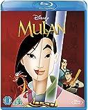 Mulan [Blu-ray] [1998] [Region Free]
