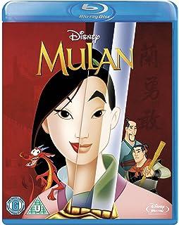 Mulan - Coffret Disney Blu Ray Prestige by Graphuss on DeviantArt