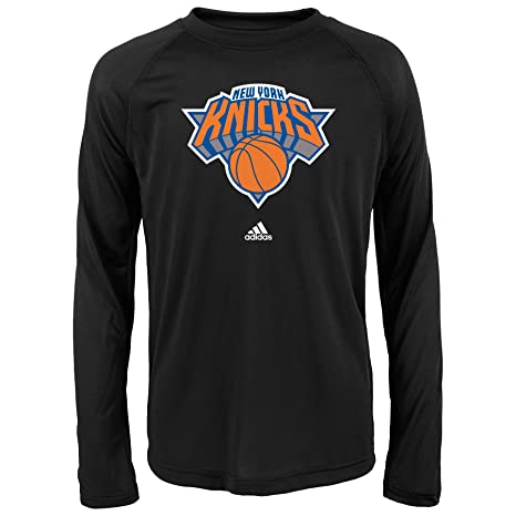 YOUTH New York Knicks primary logo T Shirt Blue