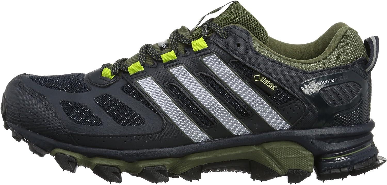 Engañoso cáustico observación  adidas Mens Response Trail 20 M GTX Running Shoes Gray Grau (Night Shade  F13 / Tech Grey Met. S14 / Earth Green S13) Size: 45 1/3: Amazon.co.uk:  Shoes & Bags