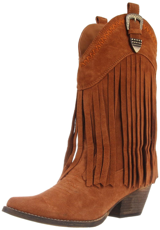 Very Volatile Women's Hillside Boot B0077QNCR8 7 B(M) US|Tan