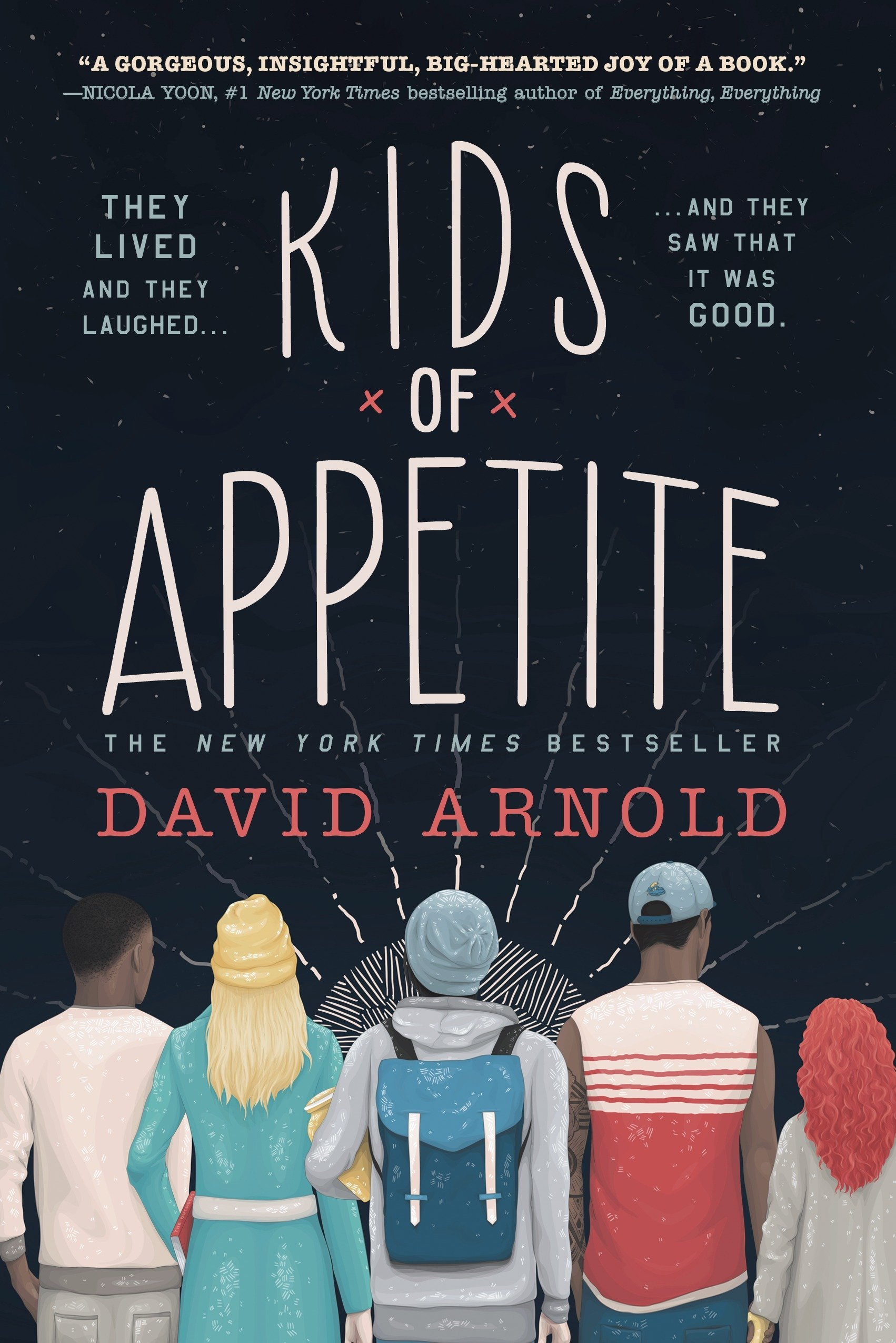 Amazon.com: Kids of Appetite (9780451470782): Arnold, David: Books