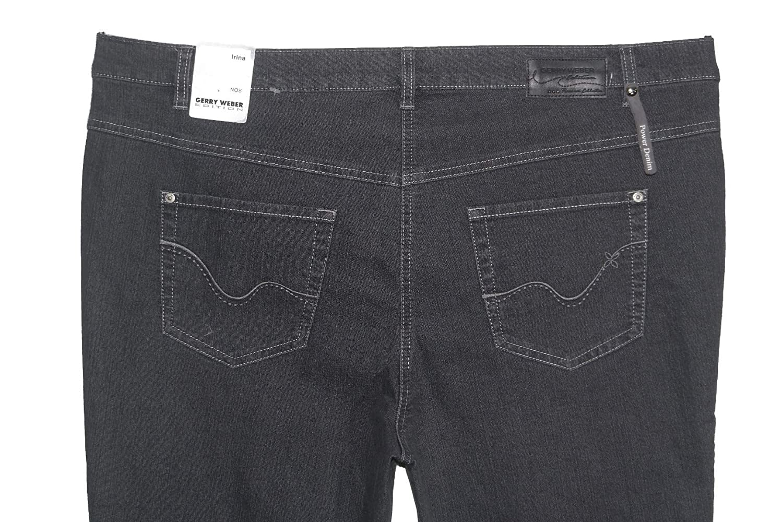 Hose Lang »5 Pocket Hose Romy« Hotpants Gerry Weber Grau