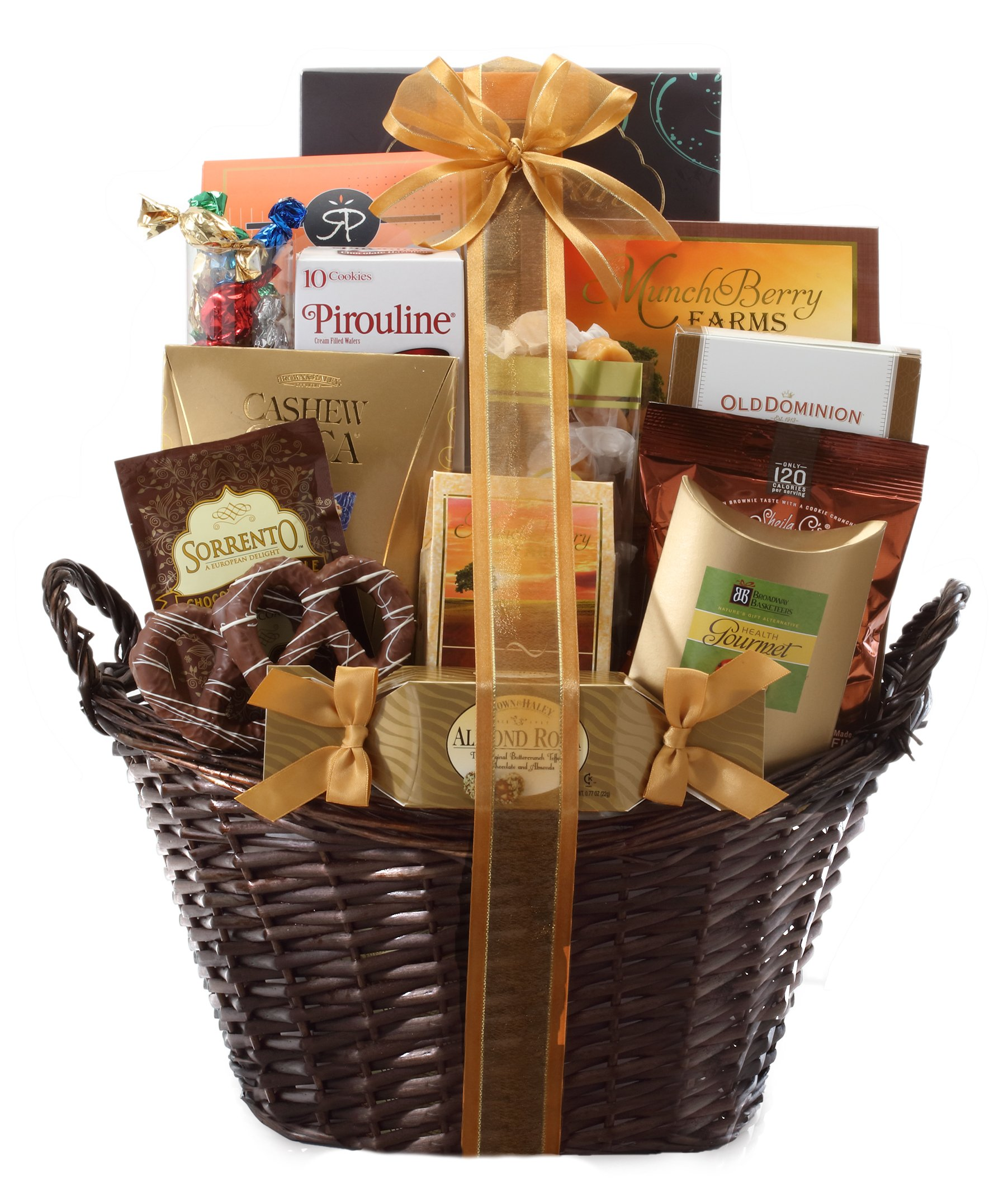 Amazon.com : Wine Country The Connoisseur Gift Basket : Gourmet ...