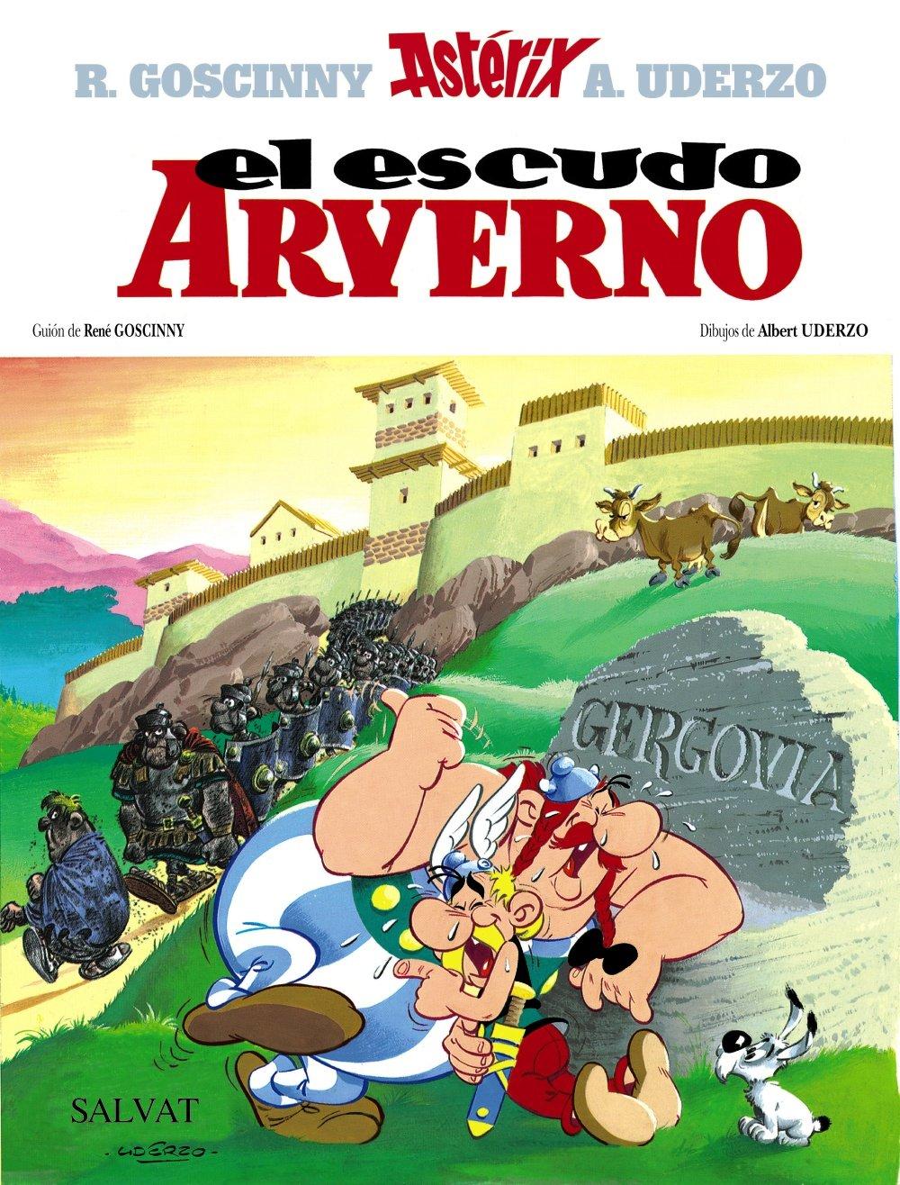El escudo Arverno: Asterix: El Escudo Arverno (Castellano - A Partir De 10 Años - Astérix - La Colección Clásica)