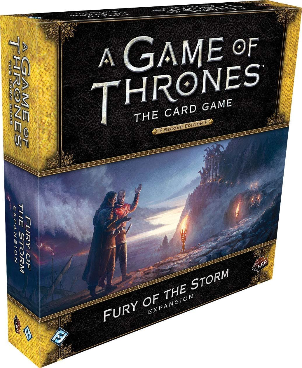 Lions of Casterly Rock deluxe expansion for A Game of Thrones LCG 2nd edition