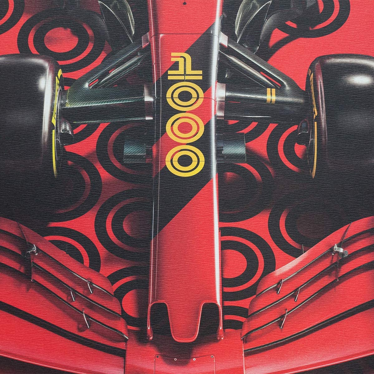 Amazon.com: Automobilist Formula 1 - Póster de Heineken ...