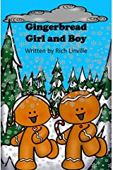 Gingerbread Girl and Boy Kindle Edition