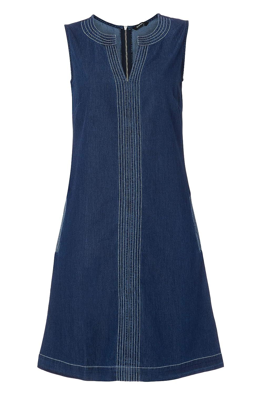 Roman Originals Damen Jeans-Shiftkleid Denim
