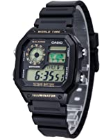 Casio Classic Black Watch AE1200WH-1B