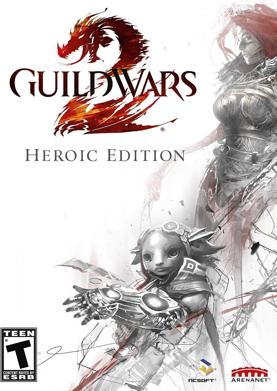 Amazon com: Guild Wars 2 Heroic Edition [Download]: Video Games