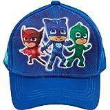 PJ Masks Boys Baseball Cap with Character 3D POP (Ages 2-7)