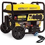 Champion Power Equipment 100554 4375/3500-Watt RV Ready Portable Generator with Wireless Remote Start, CARB