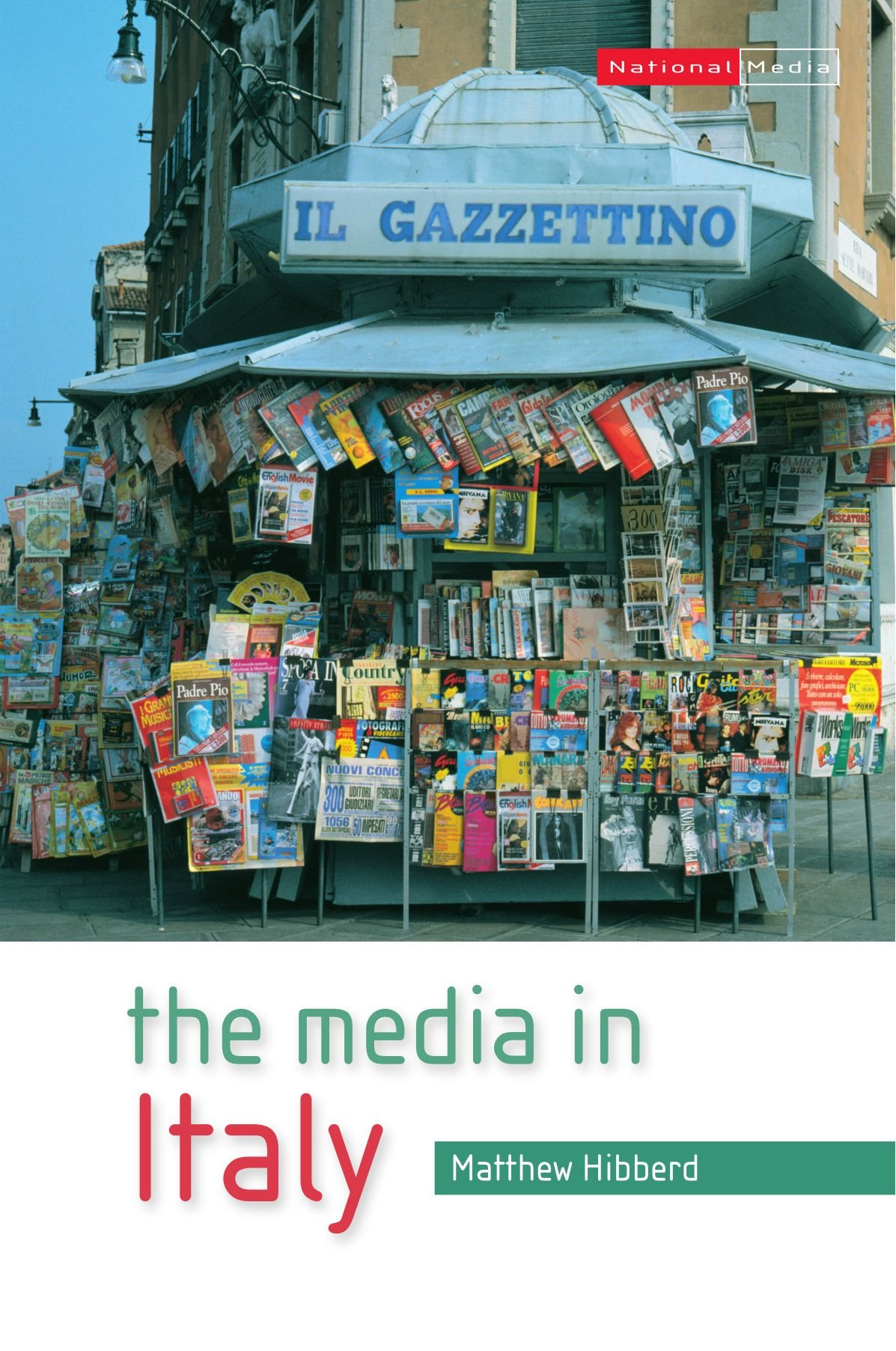 The Media in Italy (National Media (Paperback)) by Brand: Open University Press