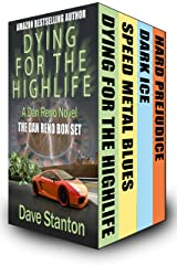 The Dan Reno Hard-Boiled Crime Series Box Set - Books 2-5: Private Detective Noir Mystery Series Kindle Edition