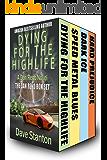 The Dan Reno Hard-Boiled Crime Series Box Set - Books 2-5: Private Detective Noir Mystery Series