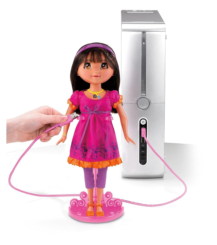 Amazon Mattel Dora Links Doll Toys & Games