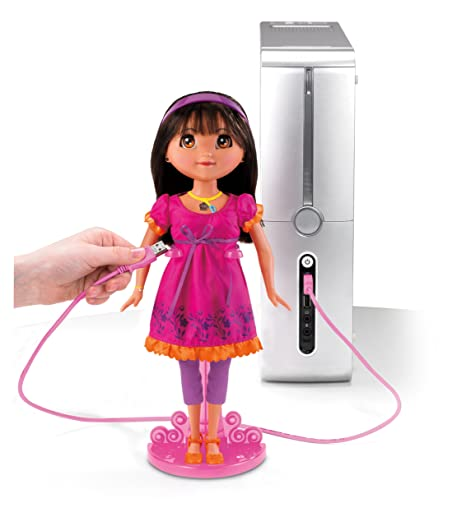Amazoncom Mattel Dora Links Doll Toys Games