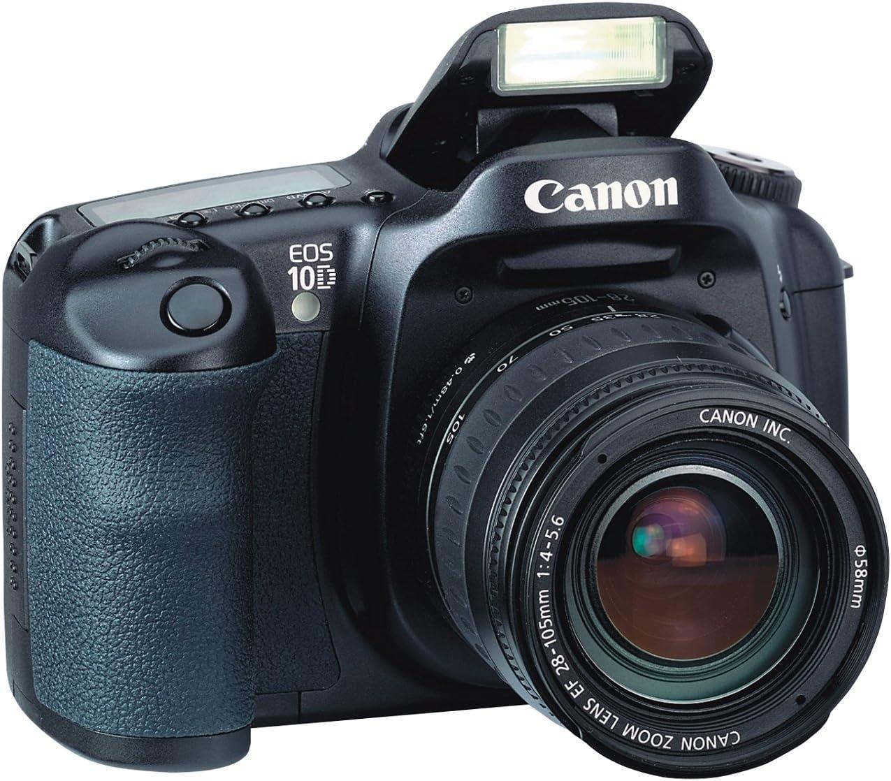 Canon EOS 10D - Cámara Réflex Digital: Amazon.es: Electrónica