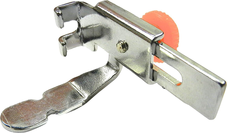 Cremallera pie prensatelas (ajustable) para CARINA/Lidl/Aldi/Fif ...