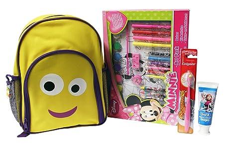 Los niños de viaje regalo Bundle - 4 ITEMS - rucksak Mini ...