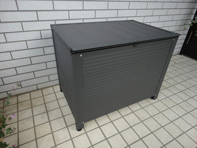 アルミ製 ストッカーBOX AS-7450GY 容量:160リットル レギュラーサイズ