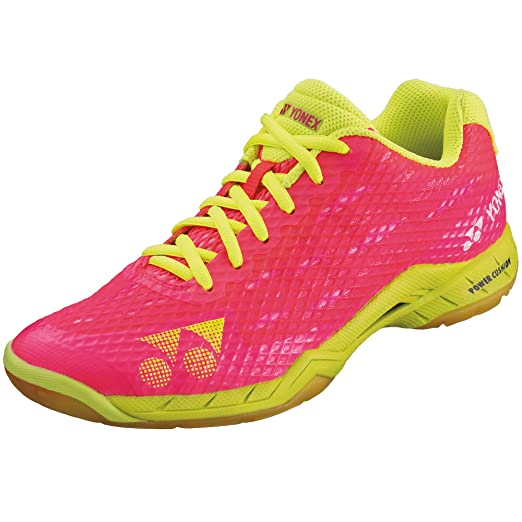 c41ab994fae Yonex Power Cushion Aerus Ladies Badminton Shoes  Amazon.co.uk  Sports    Outdoors