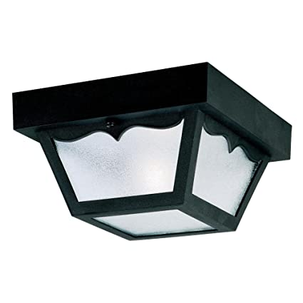 westinghouse 6682200 one light porch light flush mount ceiling
