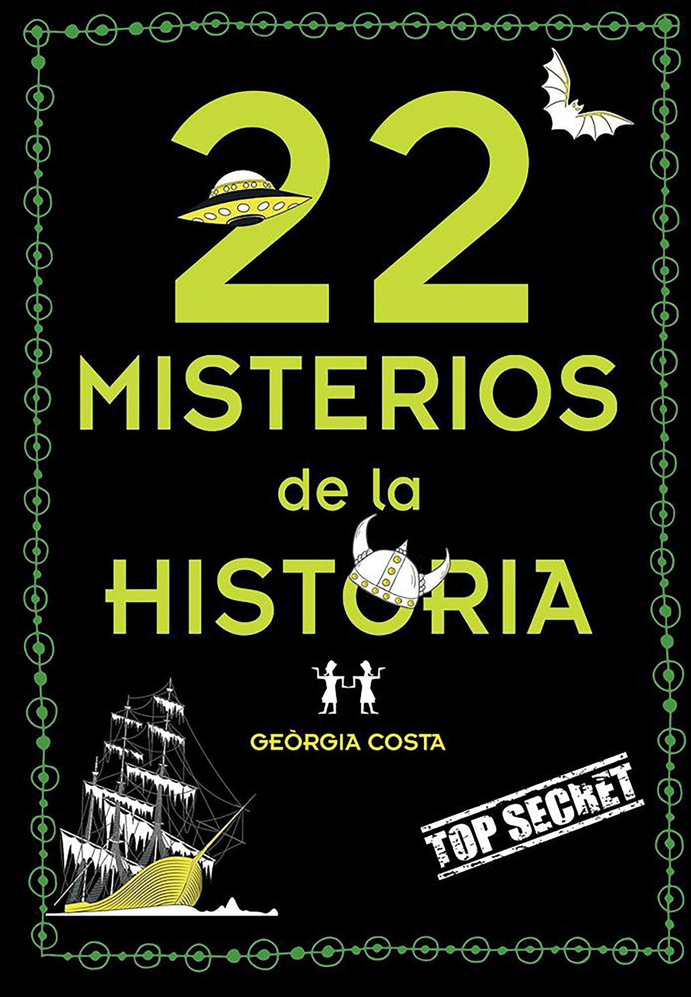 22 misterios de la historia (No ficción ilustrados): Amazon.es: Georgia  Costa: Libros