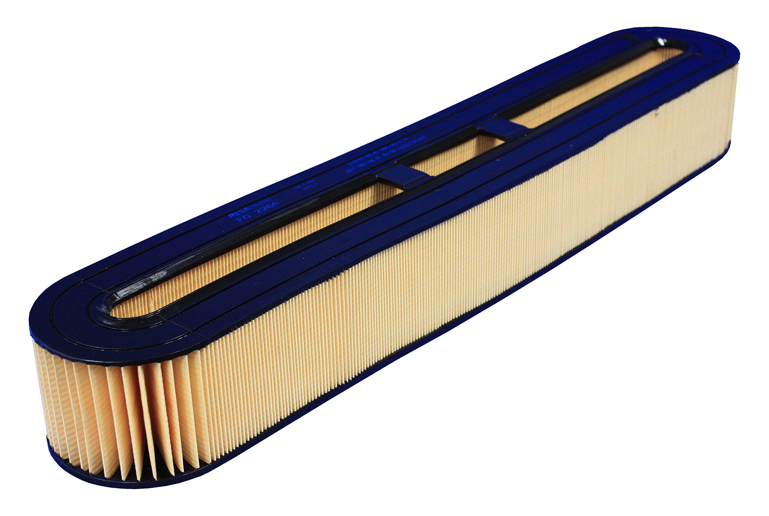 Mecafilter FO2266 Filter, interior air