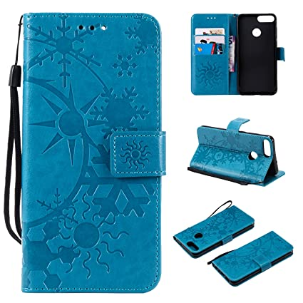 Amazon.com: FUNDA CARCASA PARA HUAWEI P SMART FIG-LX1 FIG ...